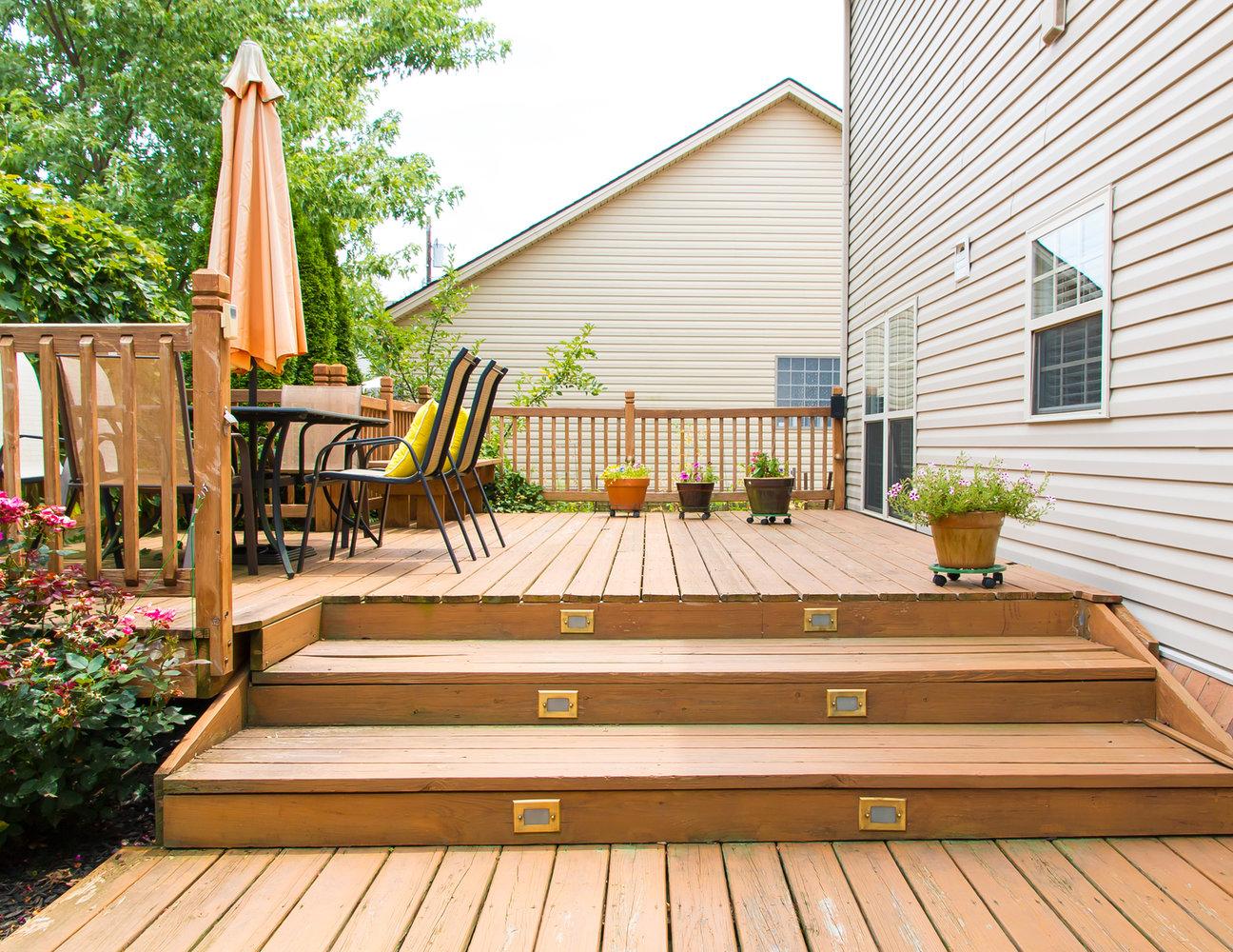 Comment et pourquoi construire une terrasse en bois ?