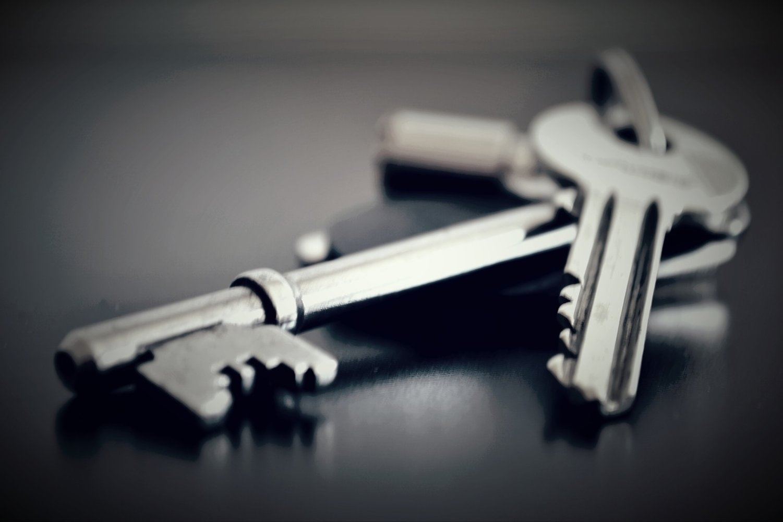 Il faut rester vigilant pendant la remise des clés