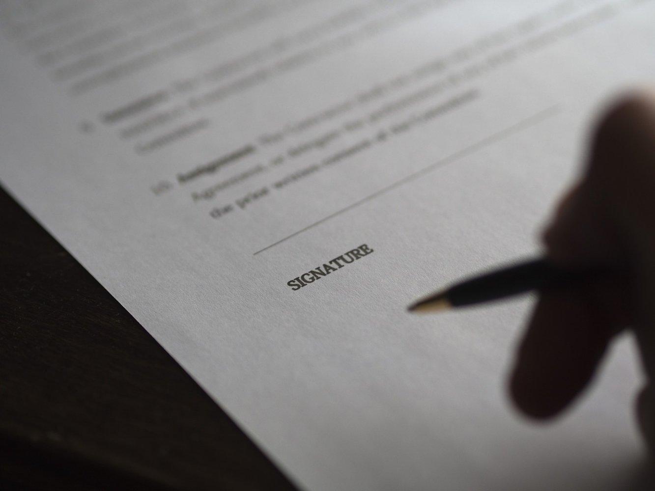 L'acquéreur doit être vigilant lors de la signature du compromis de vente