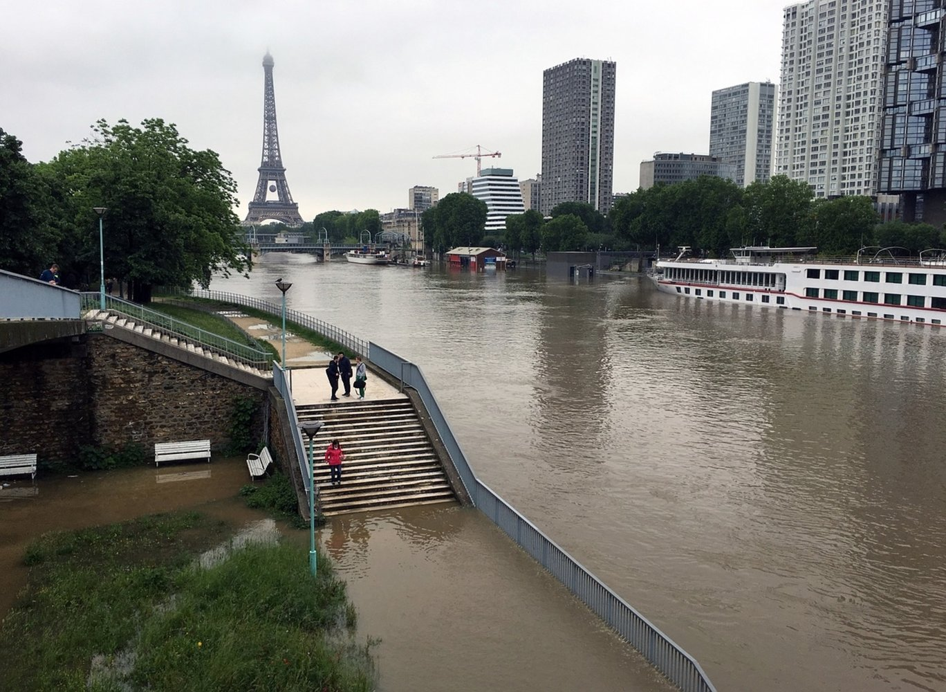 Inondations et risques naturels