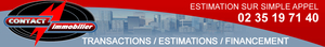CONTACT IMMOBILIER LE HAVRE