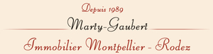MARTY GAUBERT IMMOBILIER