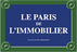 Le Paris de L'immobilier