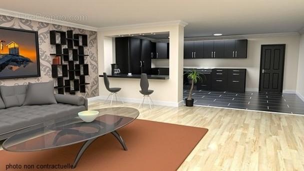 Appartement à LYON-8E