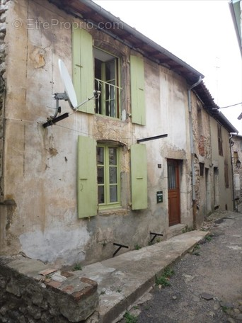 Maison à LA VOULTE-SUR-RHONE