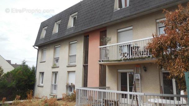 Appartement à AULNAY-SOUS-BOIS