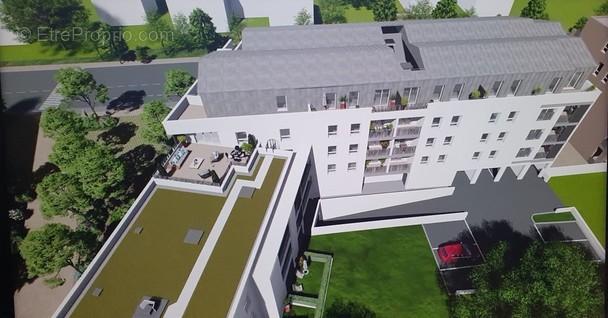 Appartement à SAINT-SEBASTIEN-SUR-LOIRE