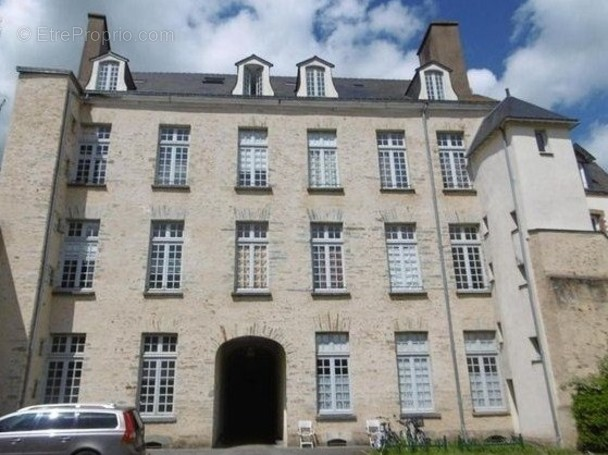 Appartement à CHATEAUBRIANT
