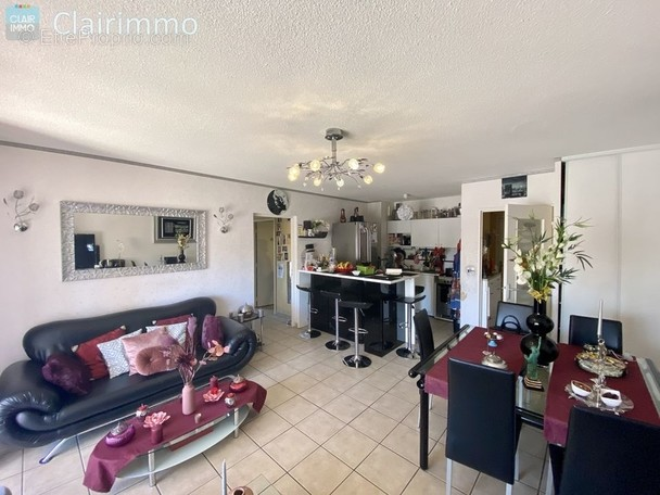 Appartement à MARSEILLE-10E