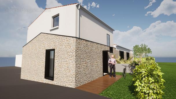 Maison à BASSE-GOULAINE