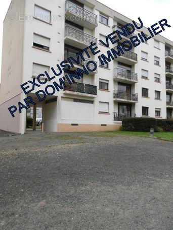 Appartement à SAINT-HERBLAIN