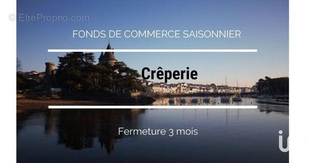 Photo 1 - Commerce à PORNIC