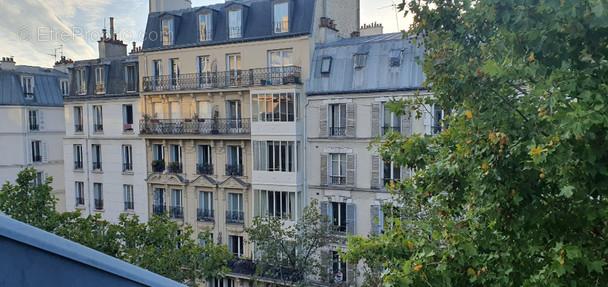 Appartement à PARIS-18E