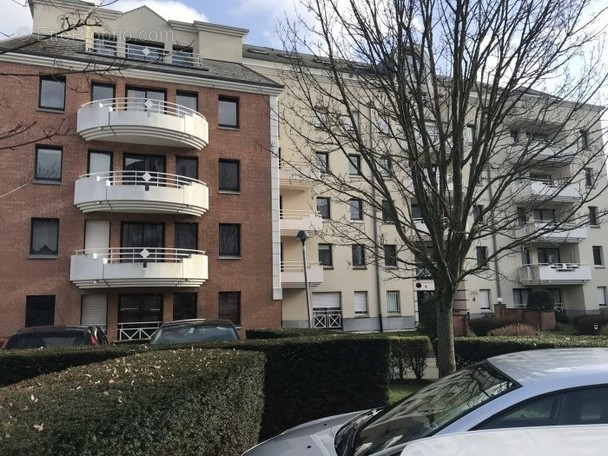 Résidence sécurisée de 1995 - Appartement à LILLE