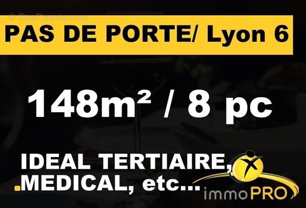 Commerce à LYON-6E