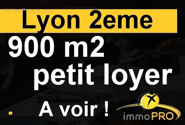 Commerce à LYON-1E