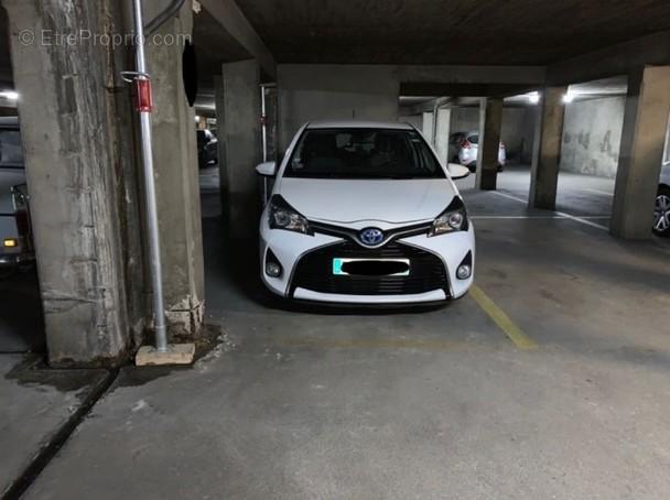 Parking à PARIS-20E