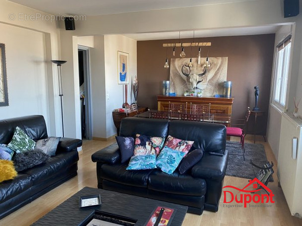 Appartement à FACHES-THUMESNIL