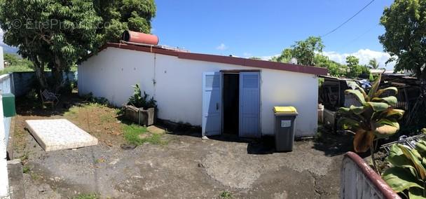 Maison à SAINT-BENOIT