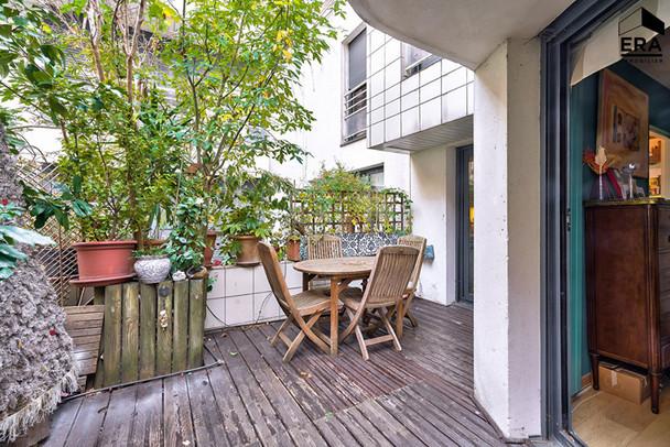 Appartement à PARIS-15E