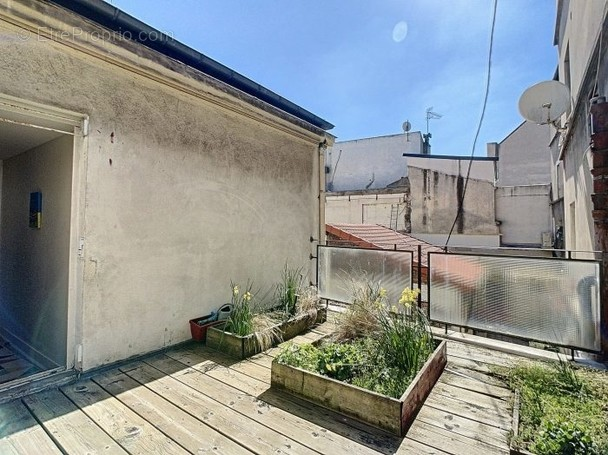 Maison à PARIS-19E