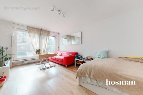 Appartement à PARIS-14E