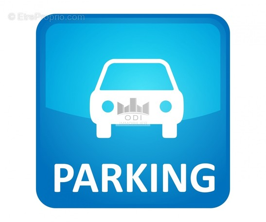 Parking à PARIS-16E