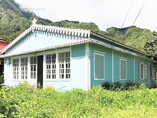 Maison à SALAZIE