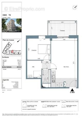 Photo 1 - Appartement à MARSEILLE-6E