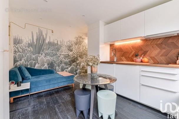 Photo 1 - Appartement à PARIS-20E