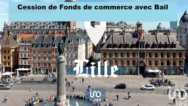 Photo 1 - Commerce à LA MADELEINE
