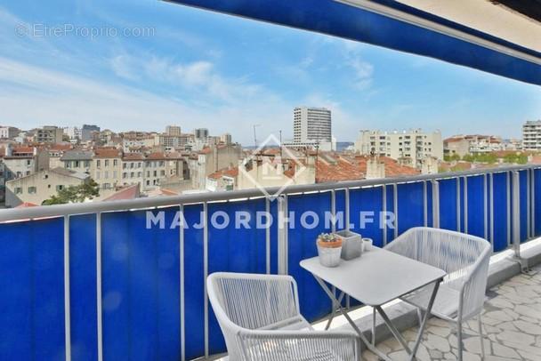 Appartement à MARSEILLE-7E