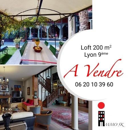 Maison à LYON-9E