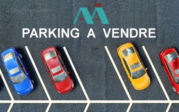 Parking à LE CASTELLET