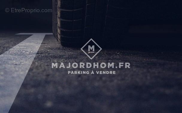 Parking à MARSEILLE-5E