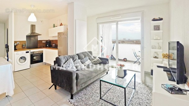 Appartement à MARSEILLE-3E