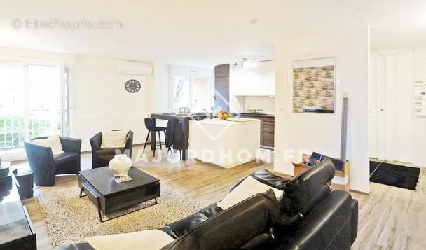Appartement à MARSEILLE-12E