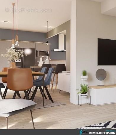 Appartement à LYON-6E