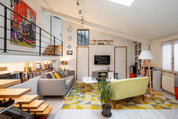 Appartement à LYON-5E