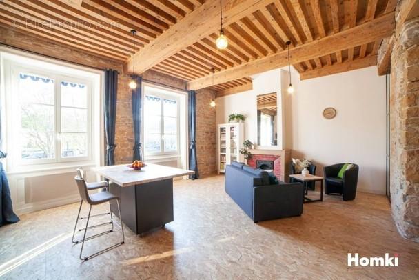 Appartement à LYON-9E