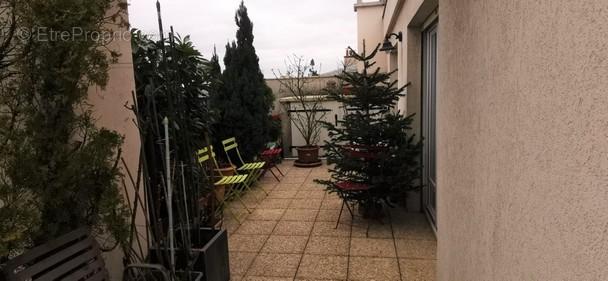 High1400_Photo2 - Appartement à PARIS-14E