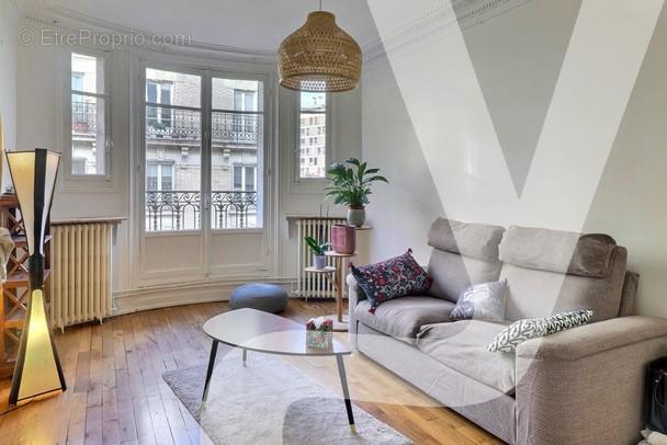 Appartement à PARIS-12E
