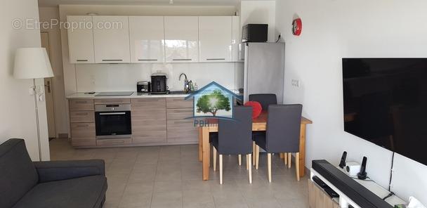 Appartement à MARSEILLE-13E