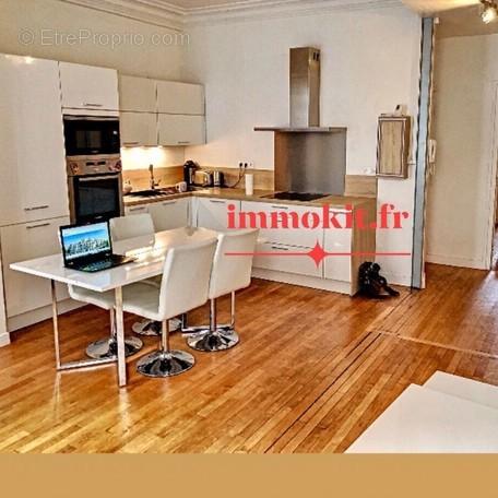 Appartement à CHARENTON-LE-PONT