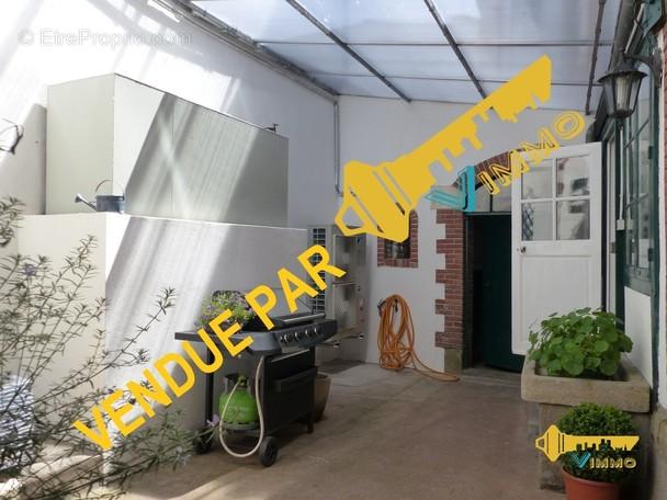 Maison à LE LOROUX-BOTTEREAU