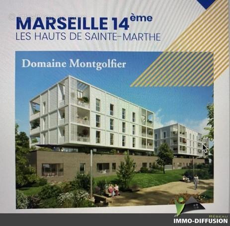 Maison à MARSEILLE-14E