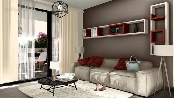 Appartement à SAINT-PIERRE